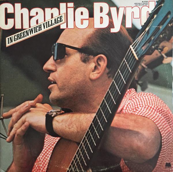 Cover Charlie Byrd - In Greenwich Village (2xLP, Comp) Schallplatten Ankauf