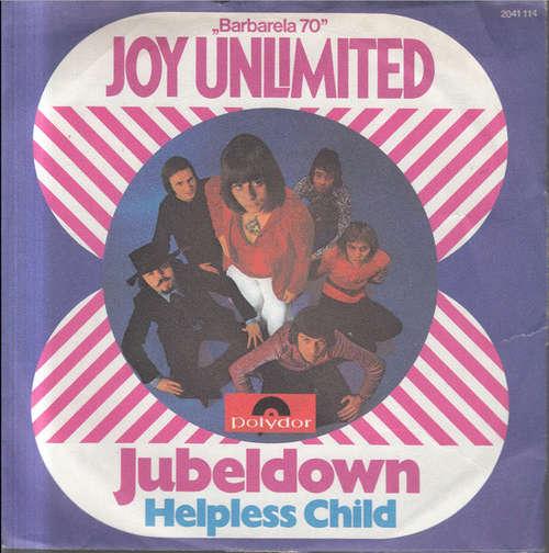 Cover Joy Unlimited - Jubeldown (7, Single) Schallplatten Ankauf