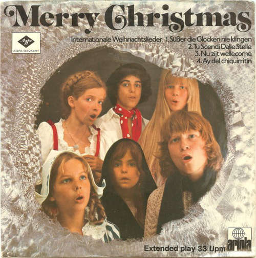 Cover Various - Merry Christmas (7, EP) Schallplatten Ankauf