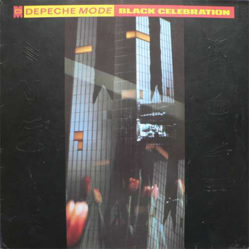 Cover Depeche Mode - Black Celebration (LP, Album, Gre) Schallplatten Ankauf