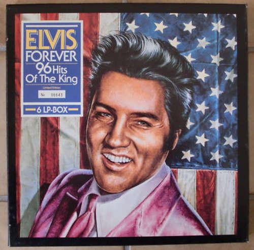 Cover Elvis Presley - Elvis Forever - 96 Hits Of The King (6xLP, Comp, Ltd + Box) Schallplatten Ankauf