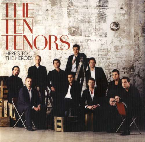 Cover The Ten Tenors - Here's To The Heroes (CD, Album) Schallplatten Ankauf