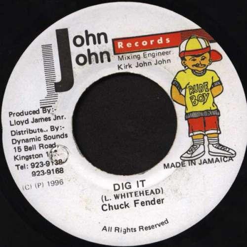 Bild Chuck Fender - Dig It   (7) Schallplatten Ankauf