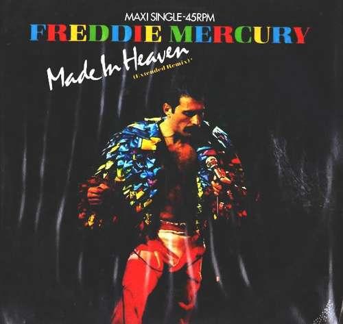 Cover Freddie Mercury - Made In Heaven (12, Maxi) Schallplatten Ankauf