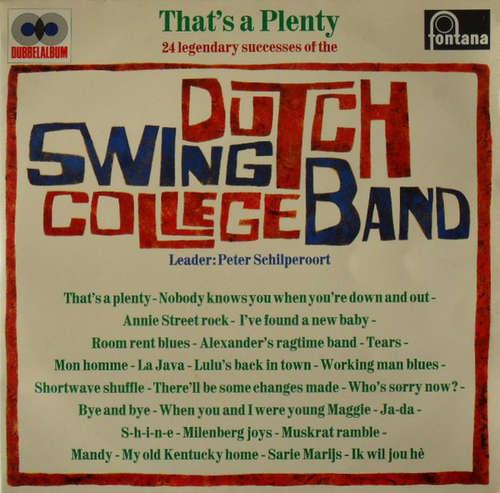 Cover Dutch Swing College Band* - That's A Plenty (24 Legendary Successes Of The) (2xLP, Comp) Schallplatten Ankauf