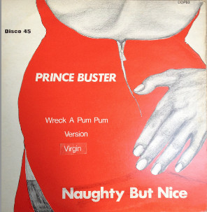 Cover Prince Buster - Naughty But Nice (12, Single) Schallplatten Ankauf