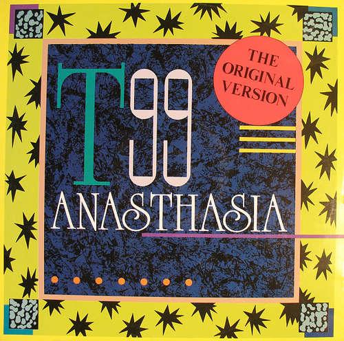 Cover T99 - Anasthasia (12) Schallplatten Ankauf