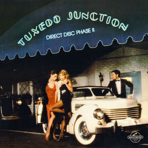 Cover Tuxedo Junction - Moonlight Serenade / Rainy Night In Rio (Direct Disc Phase II) (12, Ltd, Dir) Schallplatten Ankauf