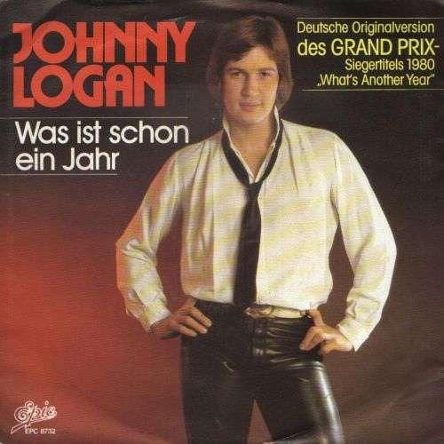 Bild Johnny Logan - Was Ist Schon Ein Jahr (7, Single) Schallplatten Ankauf
