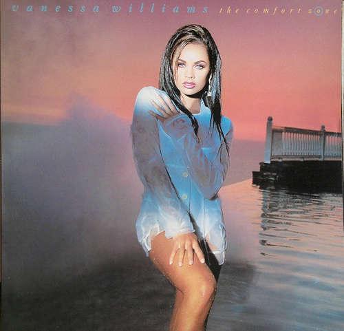 Cover zu Vanessa Williams - The Comfort Zone (LP, Album) Schallplatten Ankauf