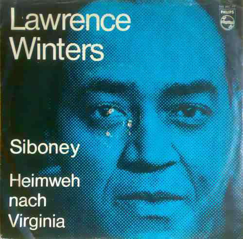 Cover zu Lawrence Winters - Siboney / Heimweh Nach Virginia (7, Single) Schallplatten Ankauf