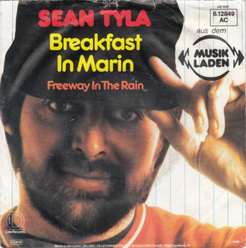 Bild Sean Tyla - Breakfast In Marin (7, Single) Schallplatten Ankauf