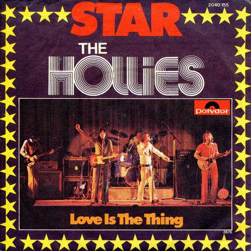 Cover zu The Hollies - Star (7, Single) Schallplatten Ankauf
