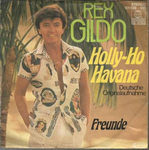 Bild Rex Gildo - Holly-Ho Havana (7) Schallplatten Ankauf
