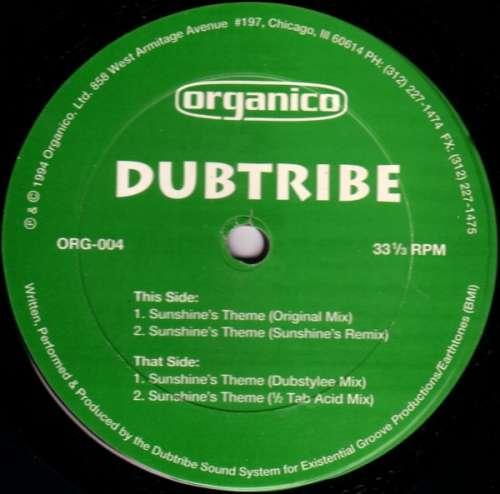 Cover Dubtribe* - Sunshine's Theme (12) Schallplatten Ankauf