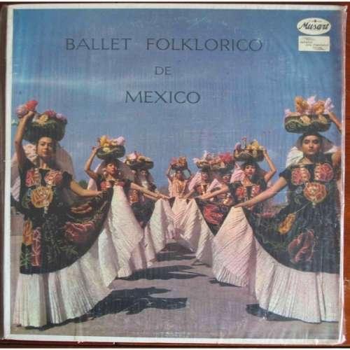 Bild Ballet Folklorico De Mexico - Ballet Folklorico De Mexico (LP, Album) Schallplatten Ankauf