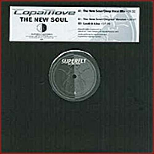 Bild Copa Move - The New Soul (12) Schallplatten Ankauf