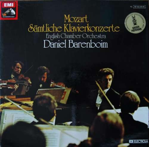 Bild Mozart*, English Chamber Orchestra, Daniel Barenboim - Sämtliche Klavierkonzerte (12xLP + Box, Comp) Schallplatten Ankauf