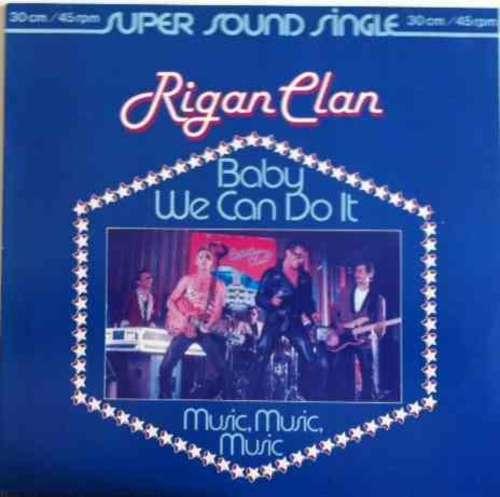 Bild Rigan Clan - Baby We Can Do It (12, Maxi) Schallplatten Ankauf