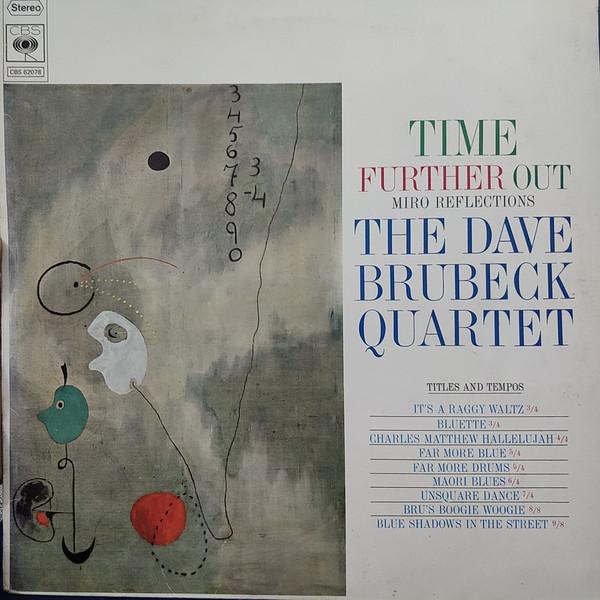 Cover The Dave Brubeck Quartet - Time Further Out (Miro Reflections) (LP, Album, RE) Schallplatten Ankauf