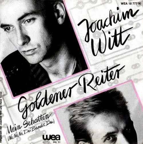 Cover Joachim Witt - Goldener Reiter (7, Single) Schallplatten Ankauf