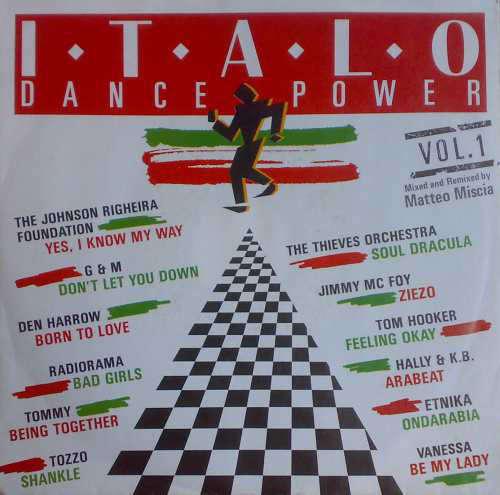 Bild Various - Italo Dance Power Vol. 1 (7, Single, P/Mixed) Schallplatten Ankauf