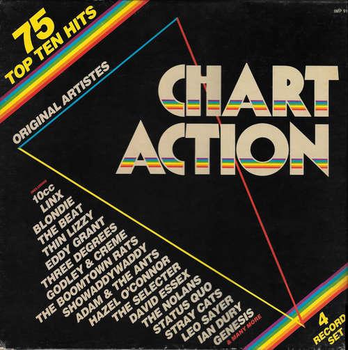 Cover Various - Chart Action (4xLP, Comp + Box) Schallplatten Ankauf