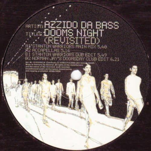Cover Azzido Da Bass - Dooms Night (Revisited) (12) Schallplatten Ankauf