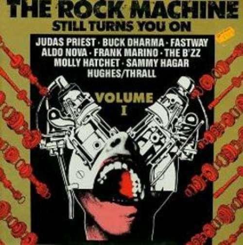 Bild Various - The Rock Machine Still Turns You On (2xLP, Comp, Gat) Schallplatten Ankauf