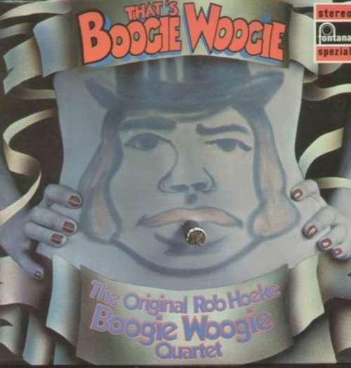 Cover zu The Original Rob Hoeke Boogie Woogie Quartet* - That's Boogie Woogie (LP) Schallplatten Ankauf