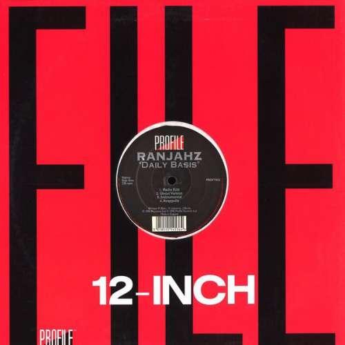 Bild Ranjahz* - Daily Basis / Street Life (Remix) (12) Schallplatten Ankauf