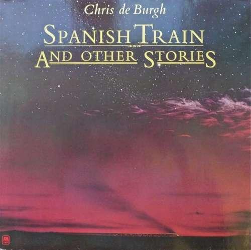 Cover zu Chris de Burgh - Spanish Train And Other Stories (LP, Album, RE) Schallplatten Ankauf