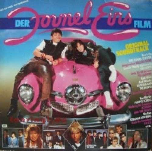 Cover zu Various - Der Formel Eins Film Original Soundtrack (LP, Comp) Schallplatten Ankauf