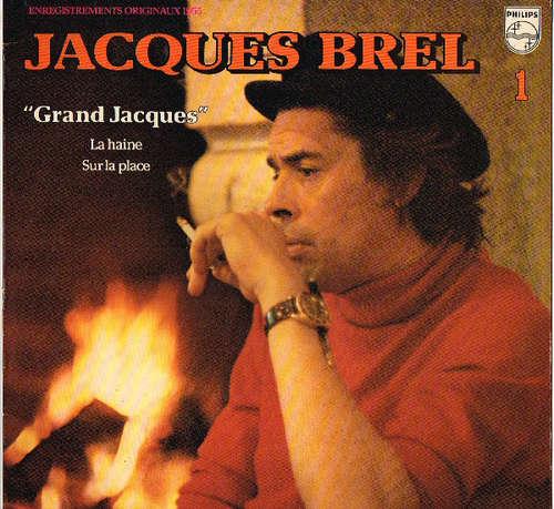 Bild Jacques Brel - 1- Grand Jacques (LP, Comp, RE) Schallplatten Ankauf