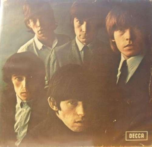 Cover zu The Rolling Stones - No. 2 (LP, Album, Mono) Schallplatten Ankauf