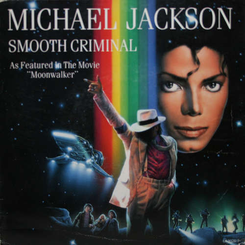 Cover Michael Jackson - Smooth Criminal (7, Single) Schallplatten Ankauf