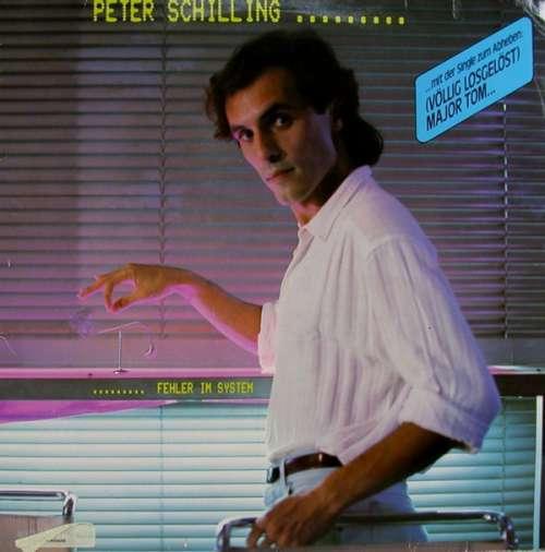 Cover Peter Schilling - Fehler Im System (LP, Album) Schallplatten Ankauf