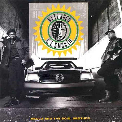 Cover Pete Rock & CL Smooth* - Mecca And The Soul Brother (2xLP, Album) Schallplatten Ankauf