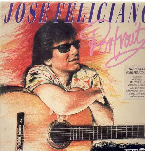 Cover Jose Feliciano* - Portrait (LP, Comp) Schallplatten Ankauf