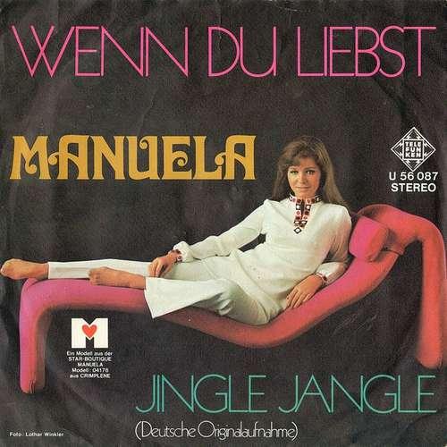 Bild Manuela (5) - Wenn Du Liebst (7, Single) Schallplatten Ankauf