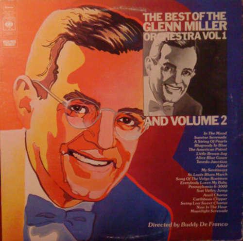 Cover The Glenn Miller Orchestra - The Best Of Vol. 1 And Vol. 2 (2xLP) Schallplatten Ankauf