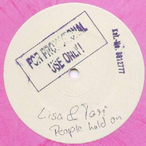 Bild Lisa & Tori - People Hold On (10, S/Sided, Promo, Pin) Schallplatten Ankauf