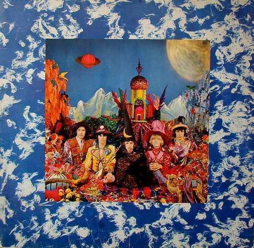 Cover The Rolling Stones - Their Satanic Majesties Request (LP, Album, RE, Gat) Schallplatten Ankauf