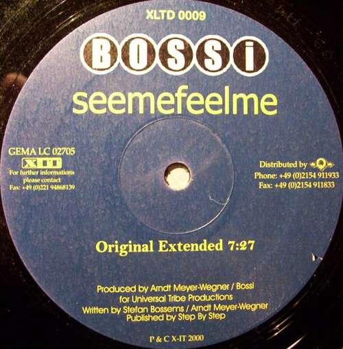 Bild Bossi - SeeMeFeelMe (12) Schallplatten Ankauf