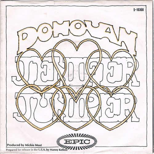 Bild Donovan - Jennifer Juniper (7, Single) Schallplatten Ankauf