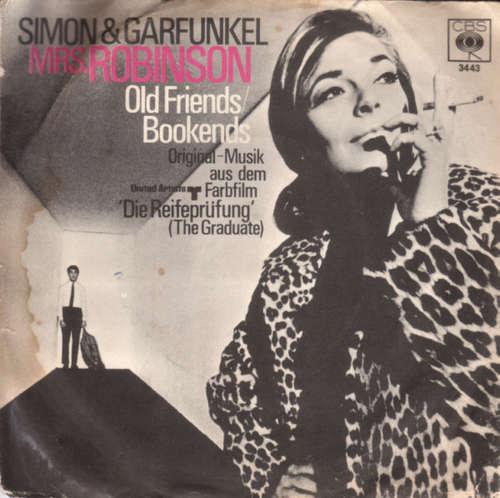 Bild Simon & Garfunkel - Mrs. Robinson (7, Single) Schallplatten Ankauf