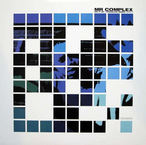 Cover zu Mr Complex* - Do It Up / Visualize (Remix) (12) Schallplatten Ankauf