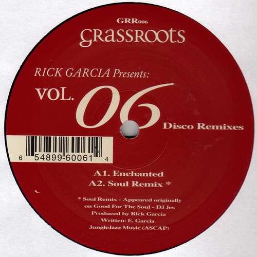Bild Rick Garcia - Vol. 06 (Disco Remixes) (12) Schallplatten Ankauf