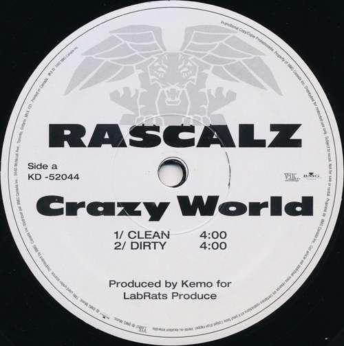 Bild Rascalz - Crazy World / Filthy (12, Promo) Schallplatten Ankauf