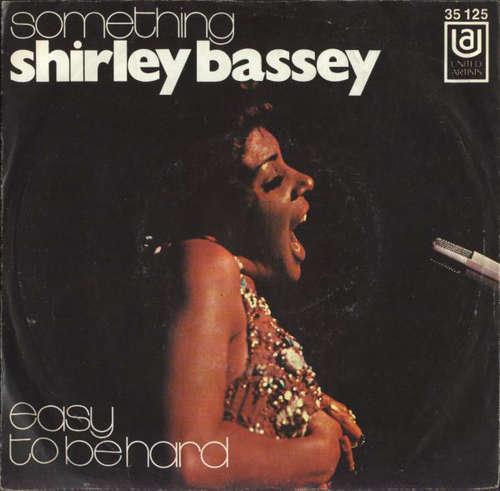 Bild Shirley Bassey - Something (7, Single) Schallplatten Ankauf